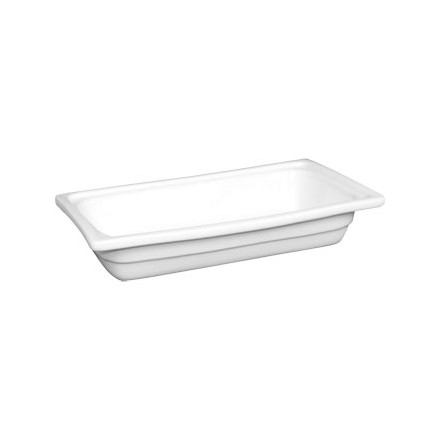 Olympia U810 65mm Deep 1/3 One Third Size Gastronorms Crockery