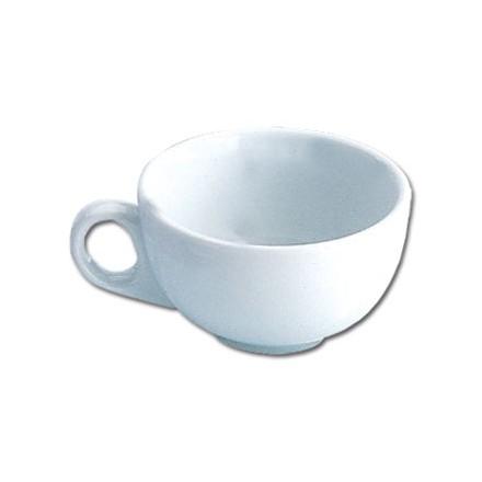 12x  Olympia U827 15oz Cup Capuccino Cups & Saucers