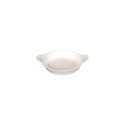 6x Olympia U835 Round 160mm Oval Eared Dishes Crockery