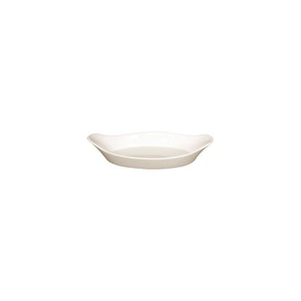 6x Olympia U838 Oval 130 x 230mm Oval Eared Dishes Crockery