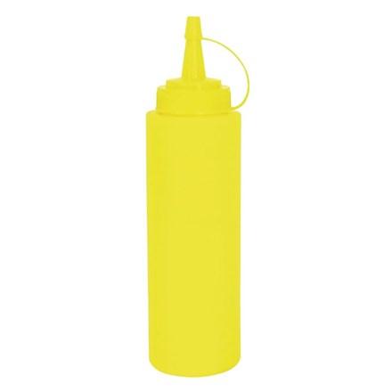 Vogue K158 Yellow Squeeze Sauce Bottle 24oz