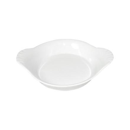 6x Olympia W439 26 (H) x 167 (W) x 137 (D)mm  Round Eared Dishes Crockery