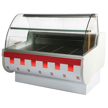 Basia140 Serve Over Deli Counter Fridge Chiller