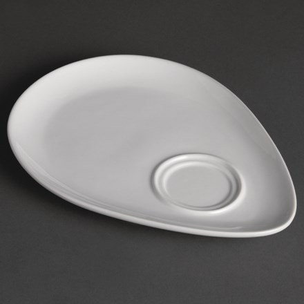Olympia Y102 Snack Plates 240mm (Pack of 12)