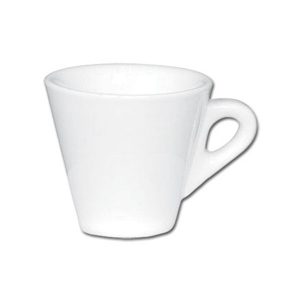 12x Olympia Y111 2oz Cup Espresso Cups & Saucers
