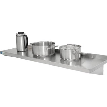 Vogue Y753 stainless steel kitchen shelf 1800mm