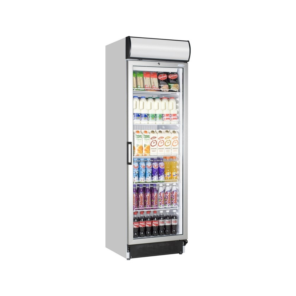 Tefcold Fsc1380 Glass Door Merchandiser