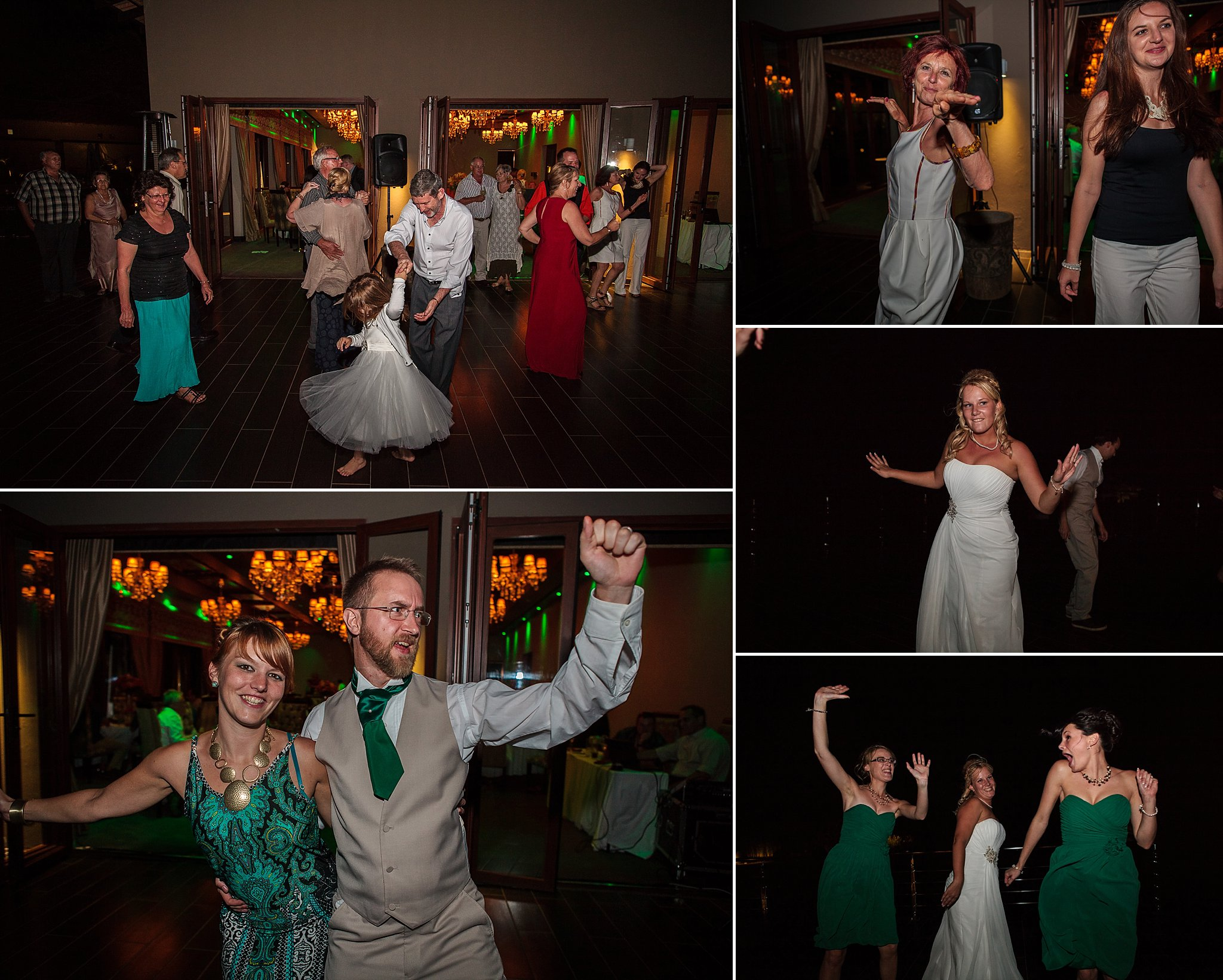 Dancing and night portraits Palala Lodge