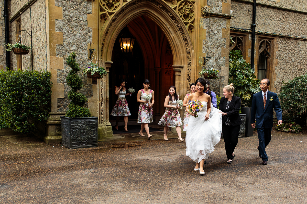 Nutfield Priory Wedding