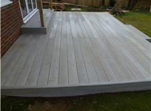 Millboard Raised Deck