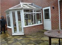 Conservatory, Paving, Drive, UPVC cleaning