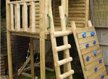 Childrens adventure playhouse