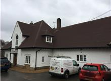Complete Re-roof of Large Country House.
