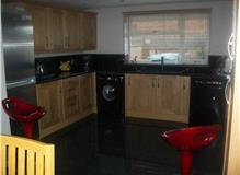 Kitchen,and diner,extension,tiling,underfloor heating,etc.