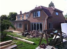 Total refurbishment of property