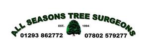 All Seasons Tree Surgeons