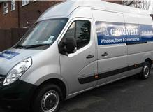 Look out for our new van!