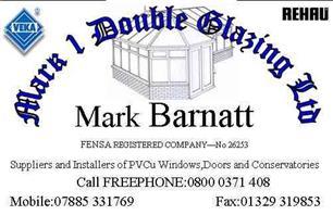 Mark 1 Double Glazing Ltd