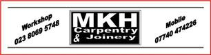 MKH Carpentry & Joinery