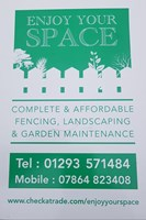 Enjoy Your Space Complete Fencing And Garden Services