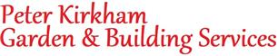 Peter Kirkham Garden and Building Services