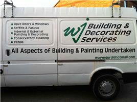 W J Building & Decorating Services