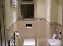 Waterlooville, Installation of downstairs cloakroom.