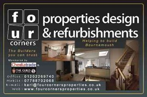 Four Corners Properties Ltd