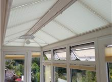 pure™ Pleated Roof Blinds