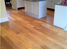 Engineered Oak Flooring To Kitchen