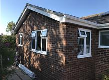 Finished extension