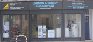 London & Surrey Gas Services Ltd