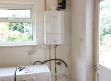 Worcester Compact Combi Boiler
