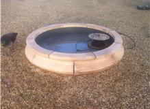 New pond in Grp