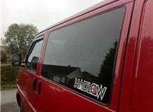 VW T4 side window