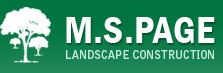 MS Page Landscape Construction