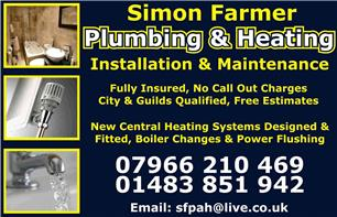 Simon Farmer Plumbing & Heating