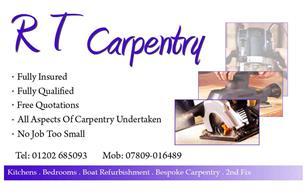 RT Carpentry & Building Services Ltd.