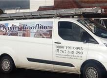 Premier Roofing Van