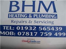 B.H.M Heating & Plumbing Services