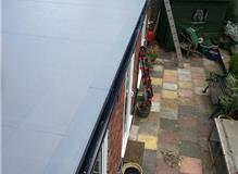New Single Ply roof