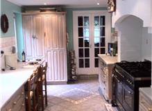 Kitchen Re painted by Johnson and Partners Decorators Addlestone