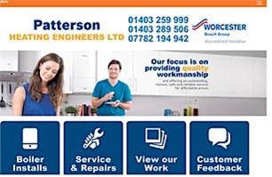 Patterson Heating Engineers Ltd