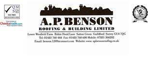 A P Benson Roofing & Building Ltd