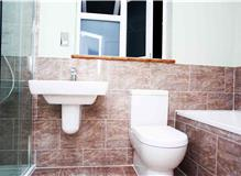 Bathroom refit and associated minor building and electrical works