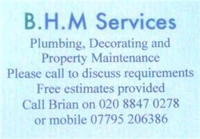 B H M Services
