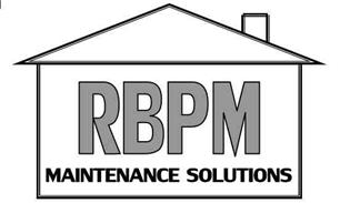 RBPM Maintenance Solutions