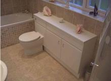 Design, supply and install new bathroom.
