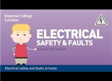 Electrical safety and faults at home