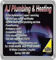 A J Plumbing & Heating
